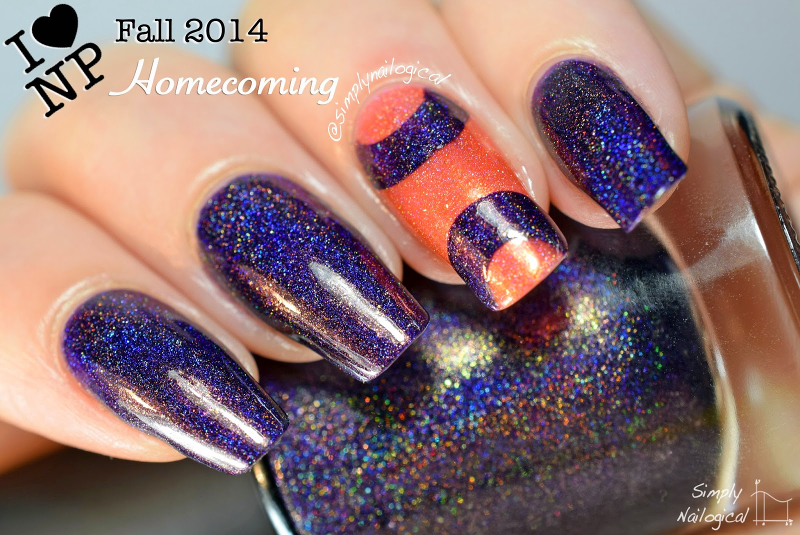 Homecoming - ILNP Fall 2014 collection swatch