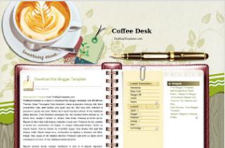 Coffe Desk