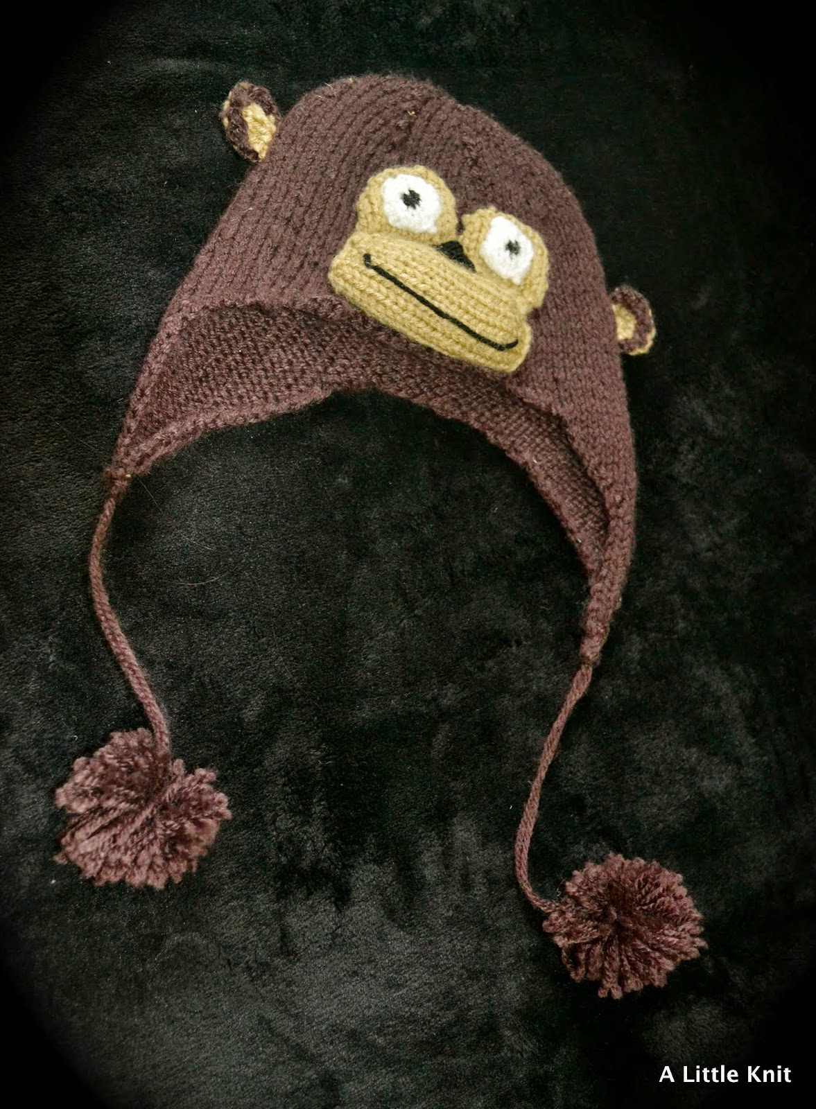 Cheeky Monkey Hat