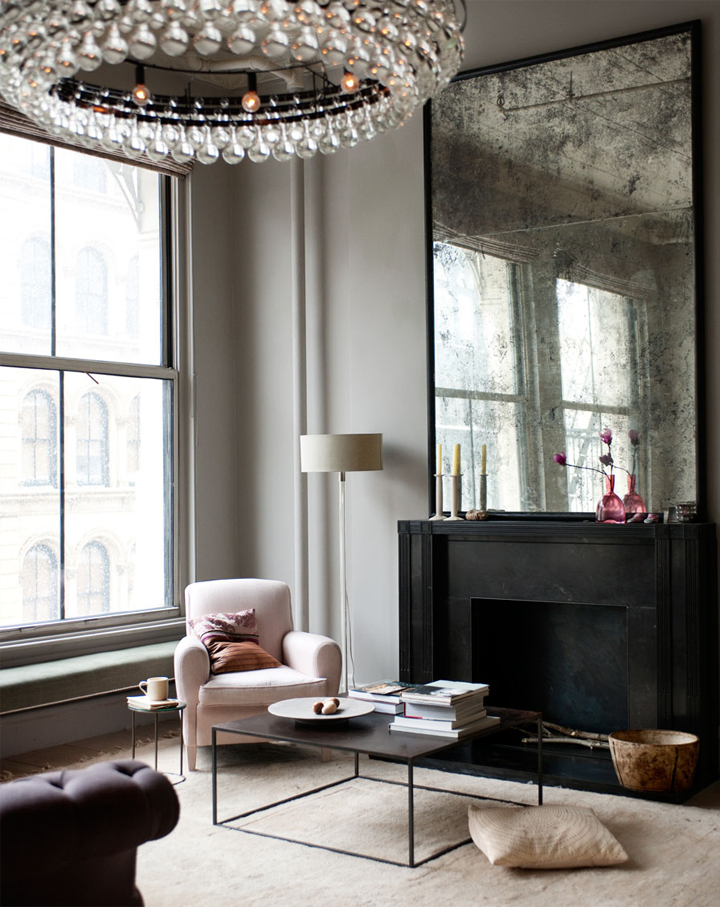 Interior Design  Loft in New York  Cool Chic Style Fashion