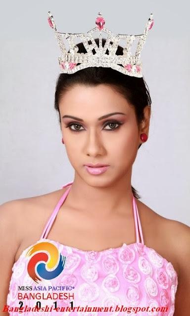 Bangladeshi Model Yamin Haque Bobby