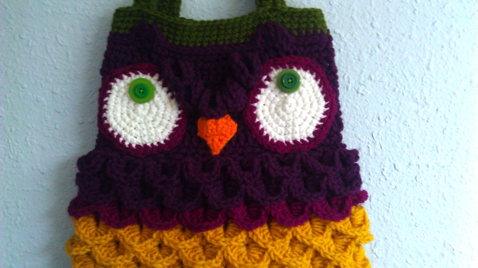 Crochet Owl Bag Pattern A Craft A Day Keeps Boredom Away