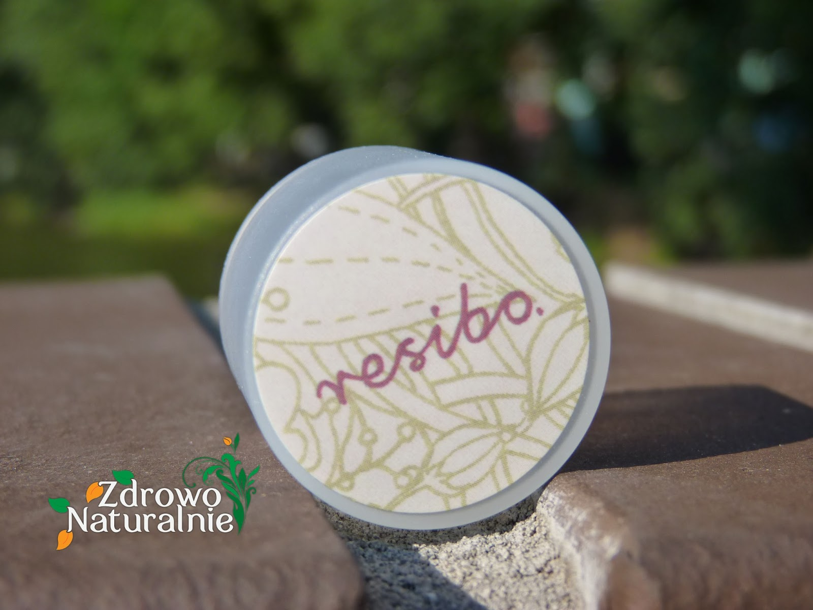 Krem odżywczy - Resibo