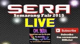 Sera Live Semarang Fair 2015