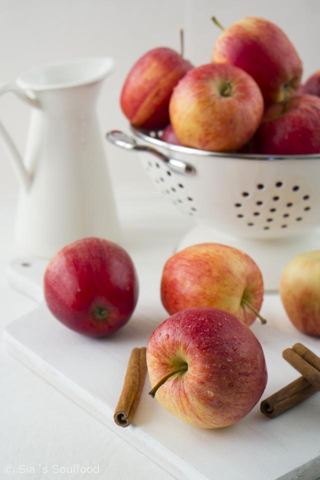 Apfel-Zimt-Konfitüre