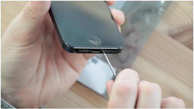 Cara Mengganti Baterai iPhone 4s