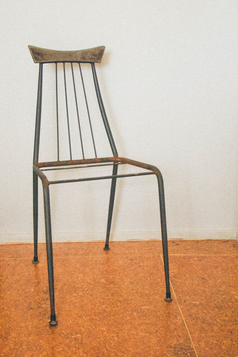 The Beetle Shack DIY DINING CHAIR REUPHOLSTER