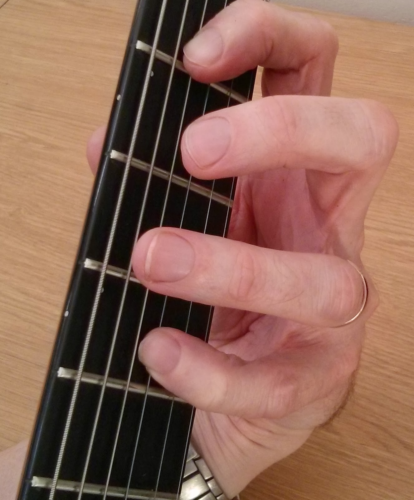 A New Guitar Chord Every Day A Minor Add9 Guitar Chord