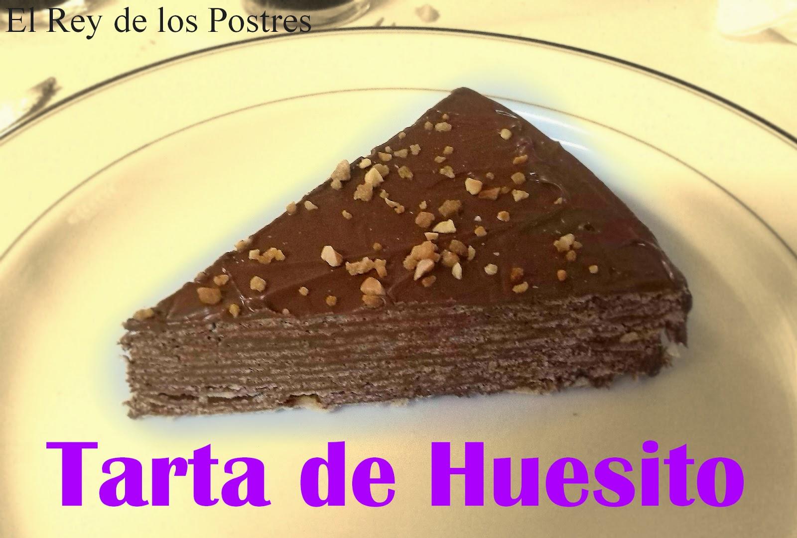 Tarta de Huesito.