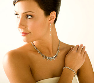 bridal jewelry set