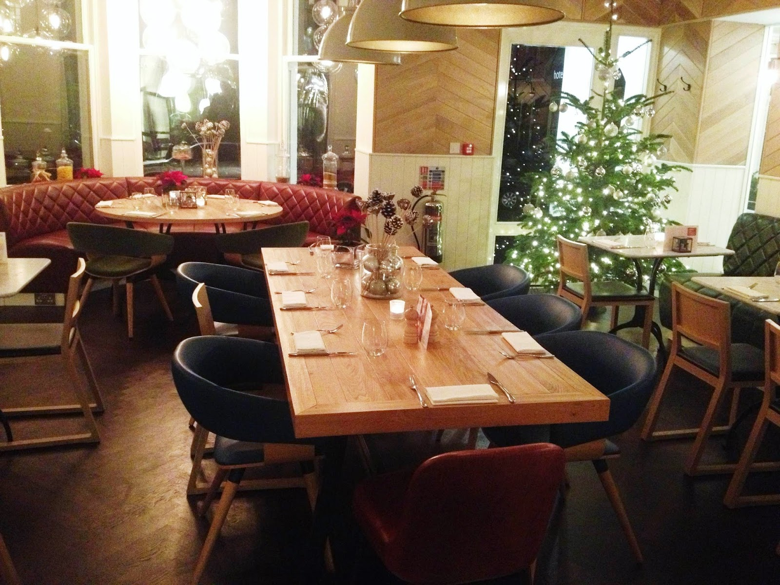 Kensington Quarter restaurant, Earl's Court, London