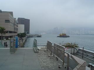 Victoria Harbor Hong Kong