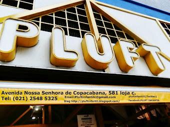 A Pluft faz parte da sua história!