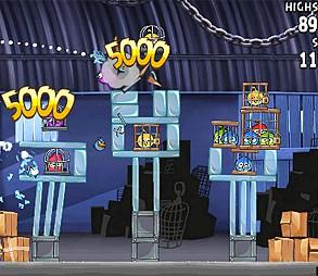 Jogo Angry Birds Rio