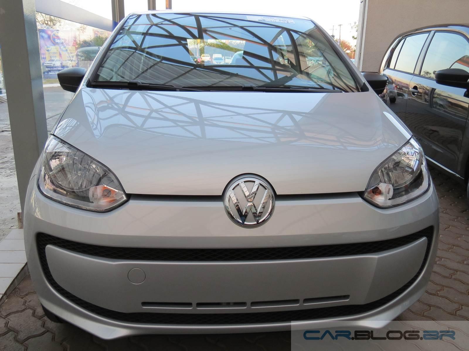 Volkswagen up! completo - Prata Sirius