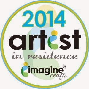 Imagine Crafts Artist in Residence
