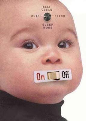 Apagar bebe