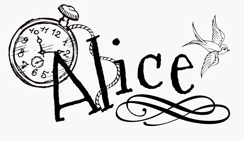 Alice, My Life My Son My Way, Pocket watch, signiture, bird,