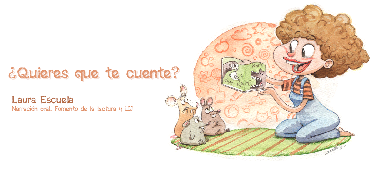 ¿QUIERES QUE TE CUENTE?