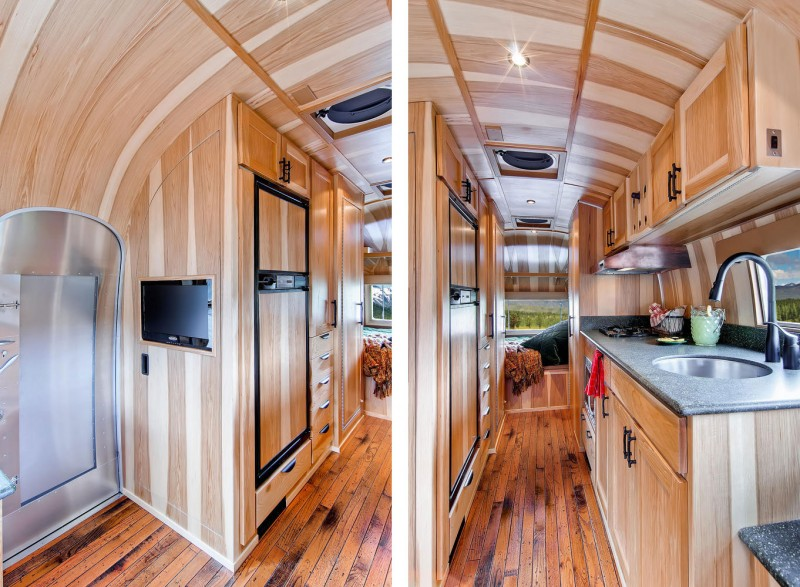 The Couple In A Camper