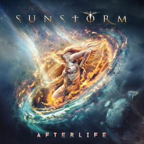 Sunstorm, Afterlife (Frontiers Records March 12, 2021)