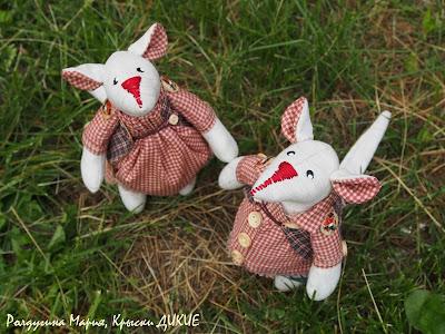 Ролдугина Мария игрушки