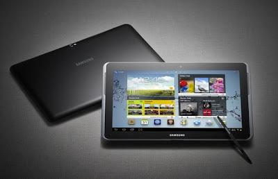 Samsung Umumkan Ketersediaan Galaxy Note 10.1