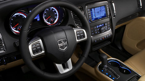 2011 New Dodge Durango wallpaper