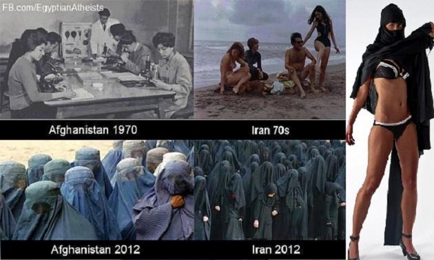 Ισλάμ..Έρχεται η παγκόσμια θρησκεία σιγά σιγά!