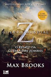 «GUERRA MUNDIAL Z» de Max Brooks