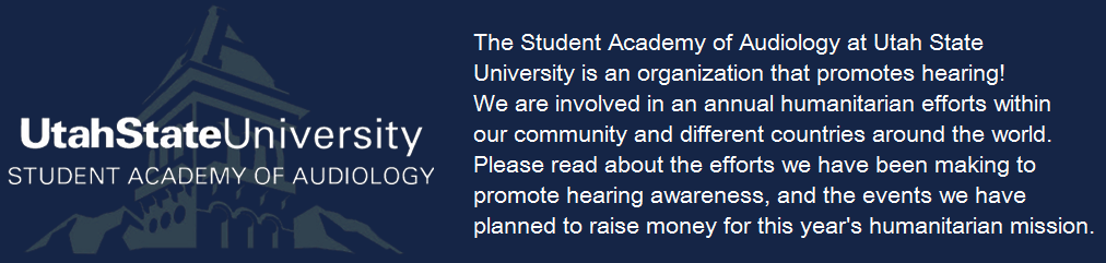 USU Student Academy of Audiology