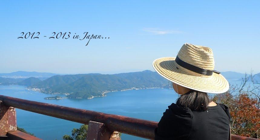 Japan für 1 Jahr
