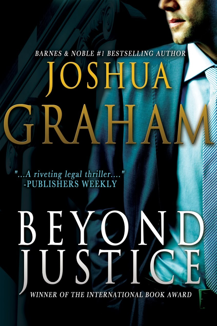 Beyond Justice by Joshua Graham – Showcase + Excerpt