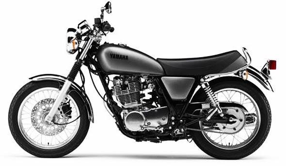 Spesifikasi dan Harga Yamaha SR400 Klasik Indonesia 2014