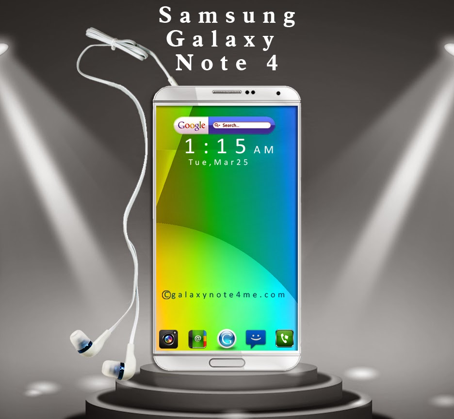 Samsung Galaxy Note 4 rumored to arrive in July