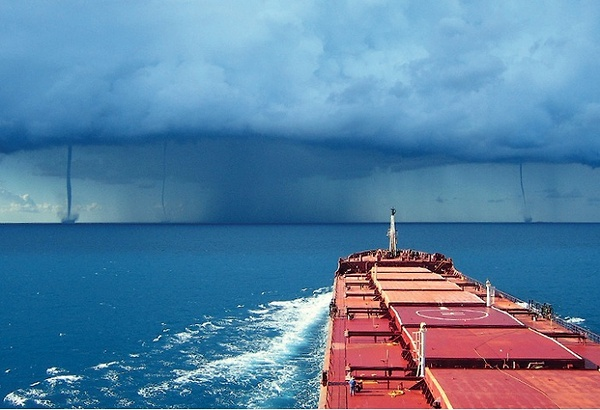 Heading+Towards+A+Storm