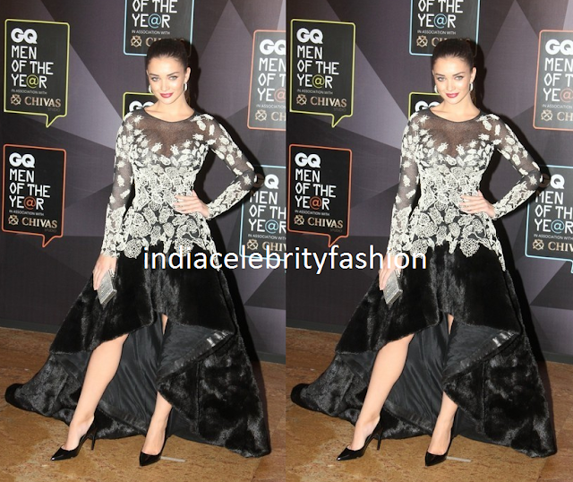 Amy Jackson at GQ Awards 2015