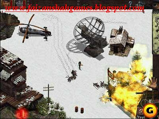Commando behind enemy lines play online