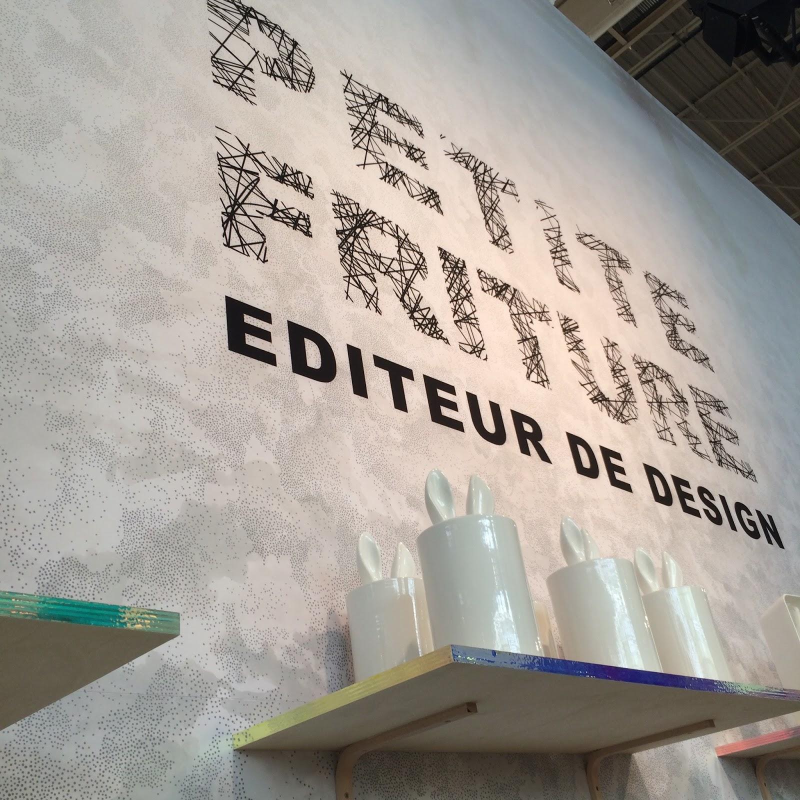 inspirerende design fra franske Petite Friture