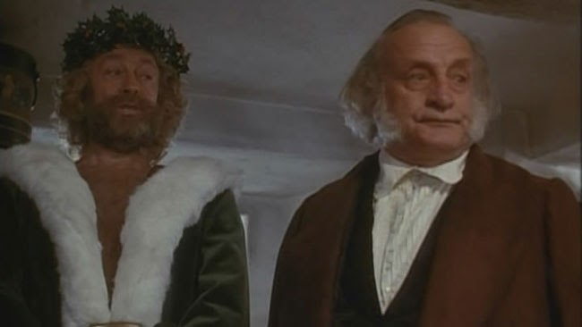 """25 Reviews of Christmas #1 - George C. Scott shines in the brilliant 1984 TV adaptation of """"A ..."""