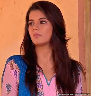 Rano - Anamika Serial Sony in Lucknowi Chikan