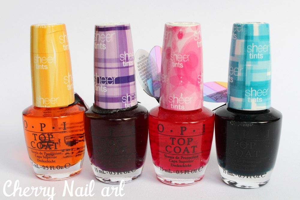 evenligne opi sheer tints
