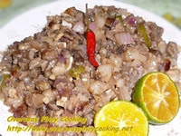Crispy Sisig Recipe