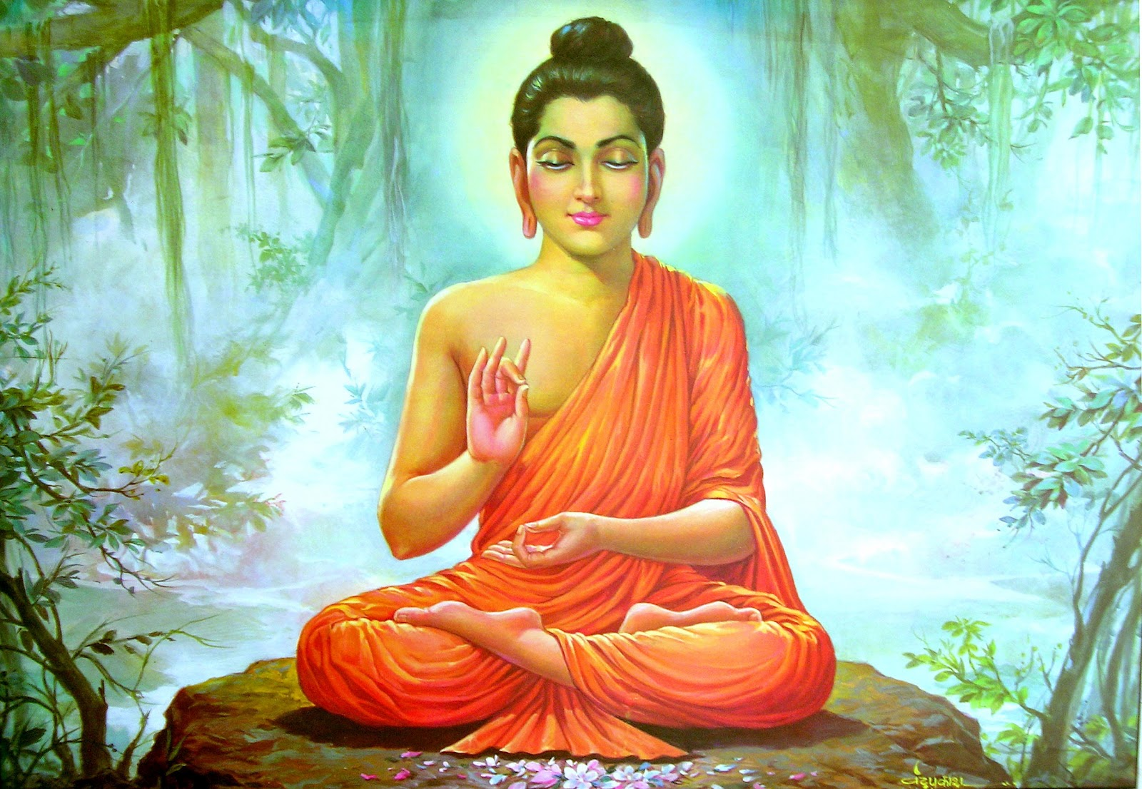 nirvana the enlightenment of the soul and a state of total peace and happiness The first thing i did was define enlightenment and nirvana  it is a total transformation  we experience in our unenlightened state enlightenment .