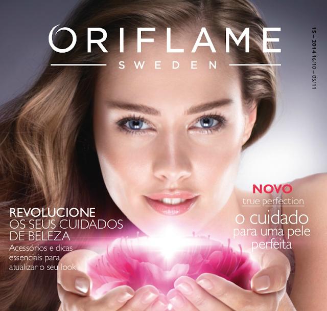 Catálogo 15 de 2014 da Oriflame