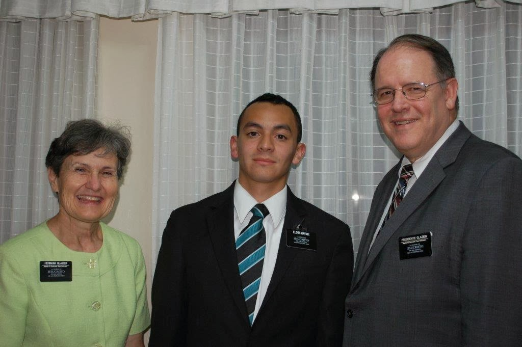 Elder Haynie and The Glaziers