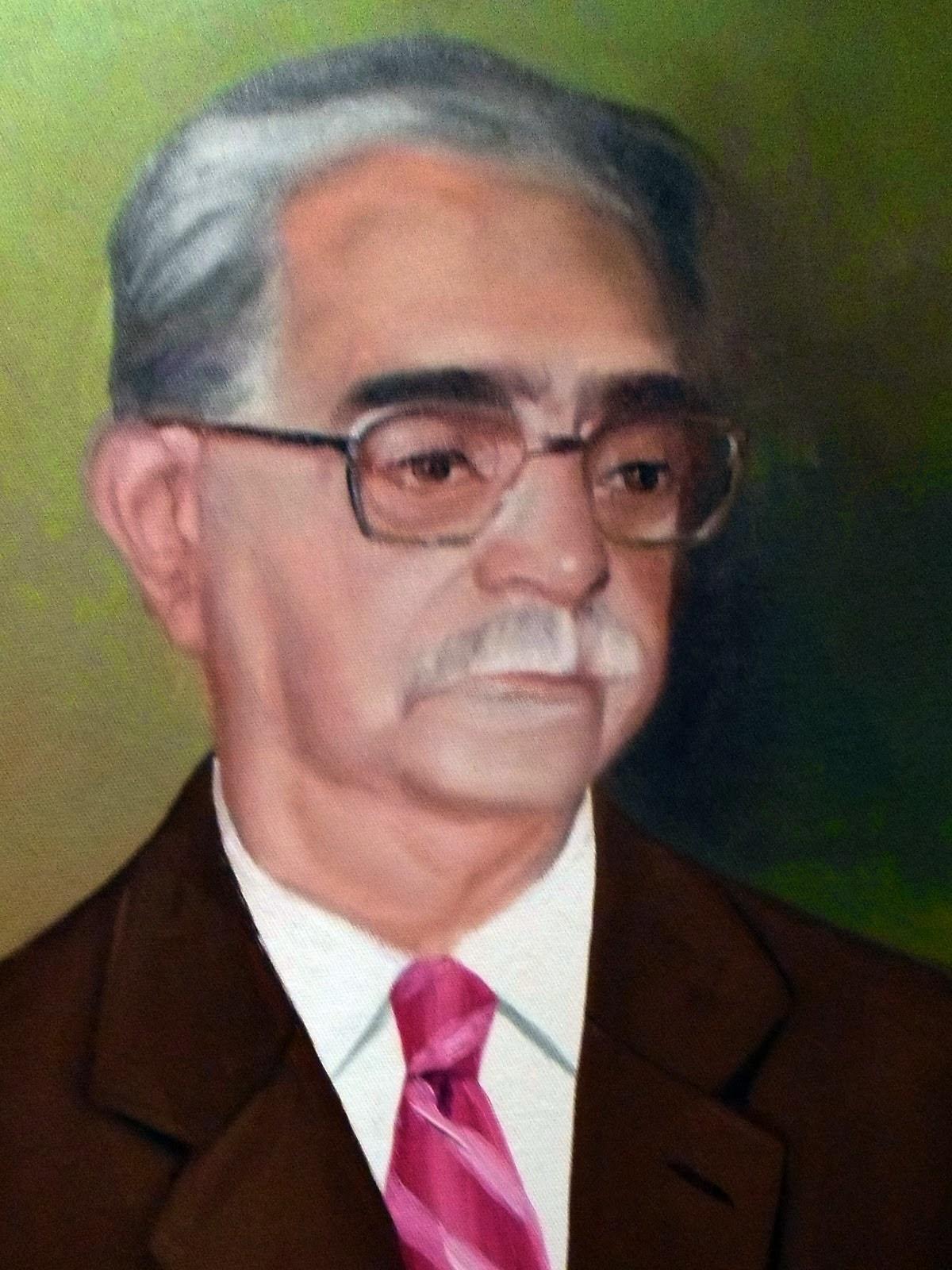 Professor Wilson de Lima Bastos