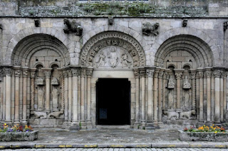 St Saveur, Dinan, France