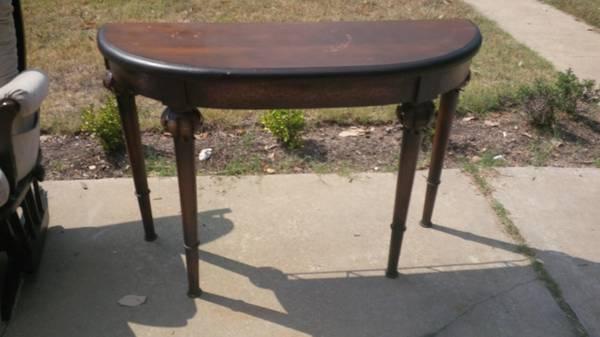 Foyer Table Craigslist : Thou shall craigslist austin