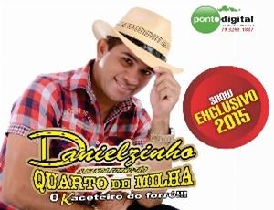 Danielzinho - ao vivo em - Satiro Dias